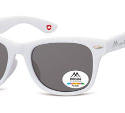 Montana Collection By SBG 967 Polarized Solglasögon från Montana Collection By SBG i färgen White.