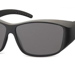 Montana Collection By SBG FO4 Polarized Solglasögon från Montana Collection By SBG i färgen Black.